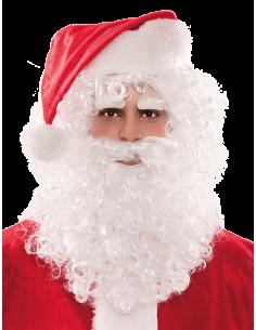 Peluca de Santa Claus con...