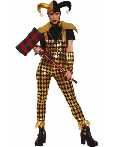 Disfraz de Harley Amarillo...
