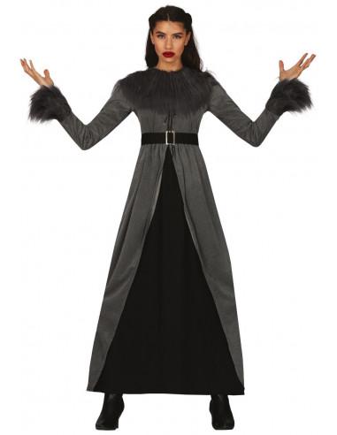 Disfraz de Hechicera Oscura Medieval...