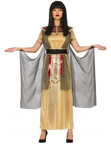 Disfraz de Reina Egipcia Dorado para...