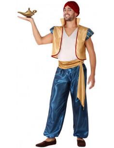 Disfraz de Árabe Dorado y...