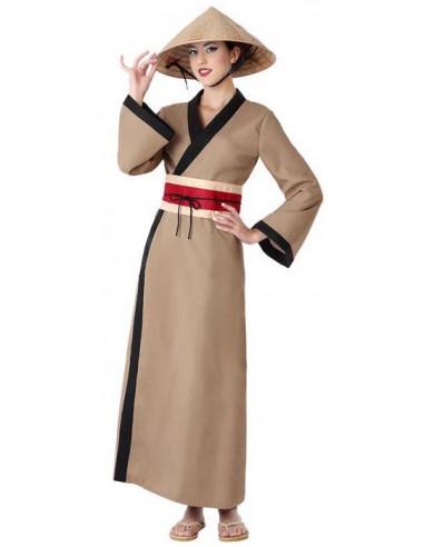 Disfraz de China Tradicional para Mujer