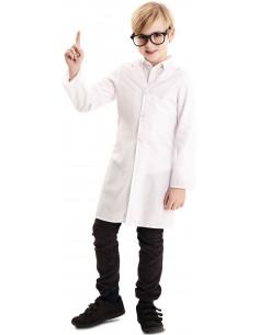 Bata de Médico Blanca Infantil
