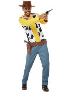 Disfraz de Woody Toy Story...