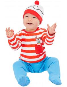 Disfraz de Wally para Bebé