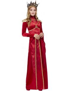 Disfraz de Cersei Lannister...