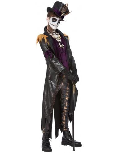 Disfraz de Voodoo Premium para Adulto