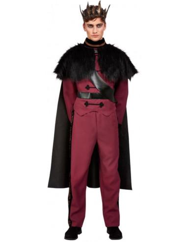 Disfraz de Rey Joffrey Medieval para...