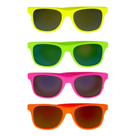 Gafas Neon en colores