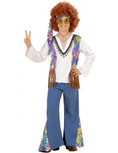 Disfraz de Hippie con...