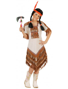 Disfraz Infantil de india