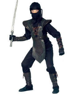 Disfraz de Ninja Negro...