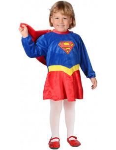 Disfraz de SuperGirl para Bebé