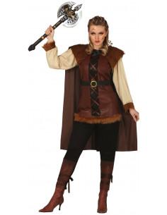 Disfraz de Vikinga Bárbara...