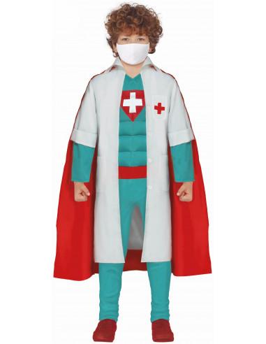 Disfraz de Super Médico para Niño