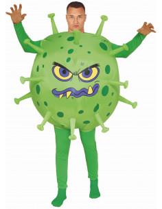 Disfraz de Coronavirus...