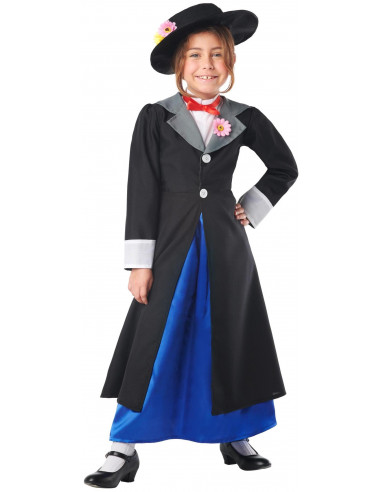 Disfraz de Mary Poppins con Chaqueta...