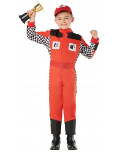 Disfraz de Piloto Fórmula...