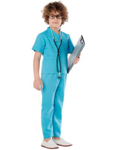 Disfraz de Doctor Unisex Infantil