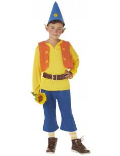 Disfraz de Enanito Amarillo...