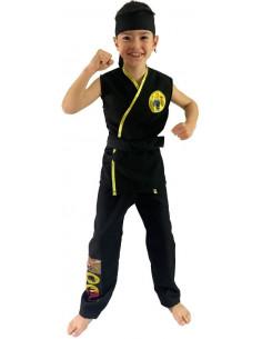 Disfraz de Cobra Kai para Niño