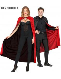 Capa Roja y Negra...