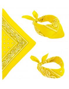 Bandana Amarilla para Adulto