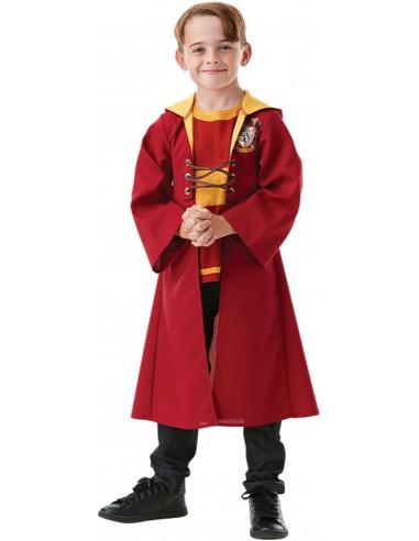 Disfraz Quidditch Gryffindor Harry...