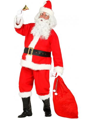Disfraz de Papá Noel Nórdico para Adulto