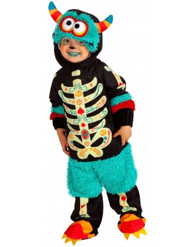 Disfraz de Monstruo Catrina Infantil