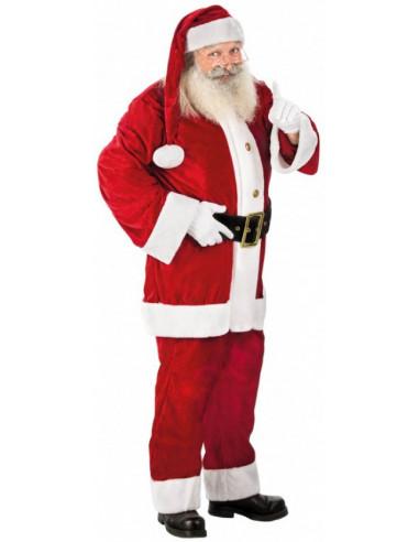 Disfraz de Papá Noel Bonachón para...