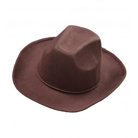 Sombrero de Fieltro en marron