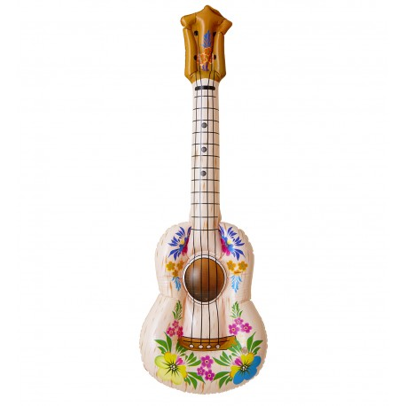 Guitarra Ukelele Inchable 105 cm