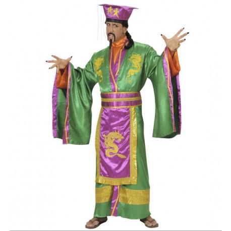 Disfraz de Emperador Inmortal