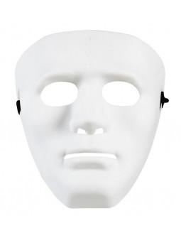 Mascara Blanca Anonimo