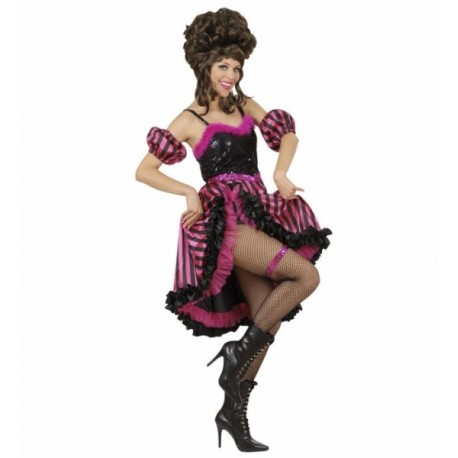 Disfraz de Mujer de Salón