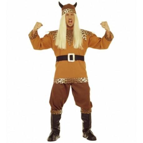 Disfraz de Vikingo
