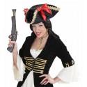 Sombrero Pirata decorado