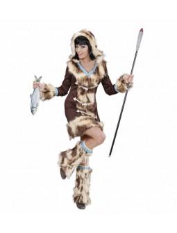 Disfraz de Chica Esquimal