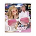 Gafas de Conejo con bigotes