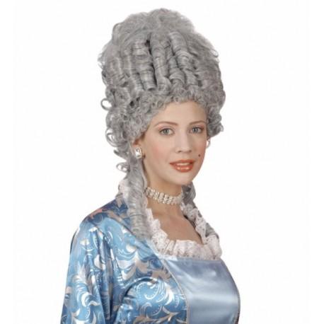 Peluca Lujo Maria Antonieta