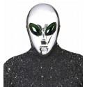 Careta Plateada de Extraterrestre