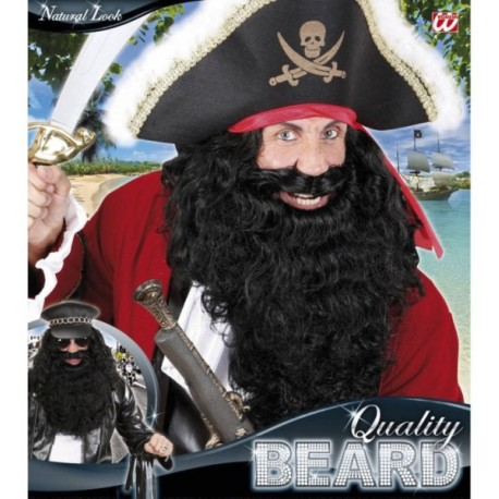 Barba Negra - Quality Beard -