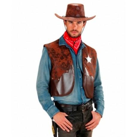 Chaleco de Cowboy.