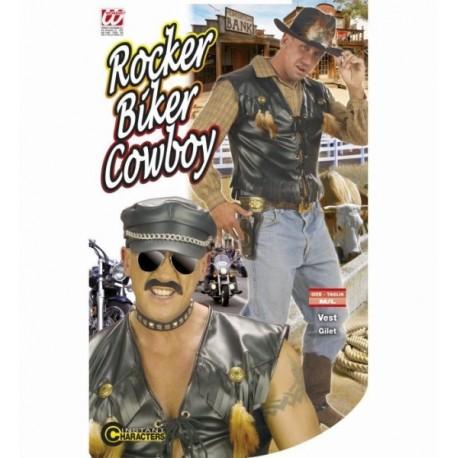 Chaleco de Cowboy o Roquero