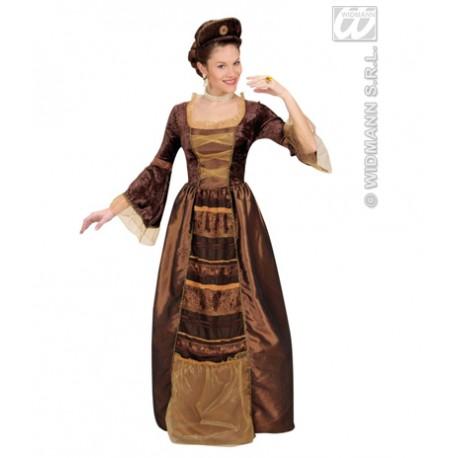 Disfraz de Baronesa Medieval