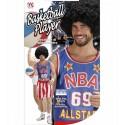 Disfraz de Jugador de Baloncesto - Harlem Globetrotters -