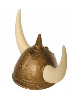 Casco Vikingo de Lujo