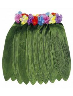 Falda Aloha con flores
