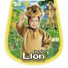 Disfraz de Leon en peluche